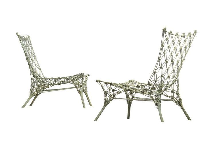 Wanders ha ricevuto il riconoscimento internazionale per la sua ' Knotted Chair', prodotta dal brand design olandese Droog, nel 1996. La ' Knotted Chair' da allora è stato inserito nella collezione permanente del Museo di Arte Moderna di New York.