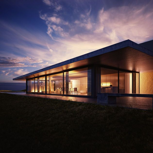 CGarchitect - Professional 3D Architectural Visualization User Community | Inspiration - The Magic Hour Vol. 1