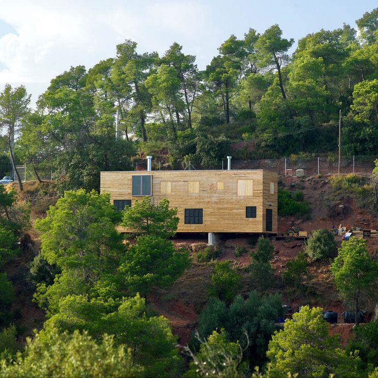 House 205 | Vacarisses, Catalunya, Spain | H Arquitectes