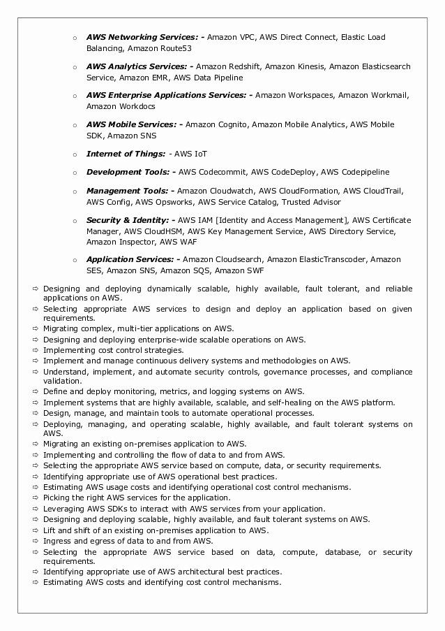 Aws Cloud Engineer Resume Awesome Data Architect Resume Example Data Analytics It Consultant In 2020 Project Manager Resume Resume Summary Job Resume Samples