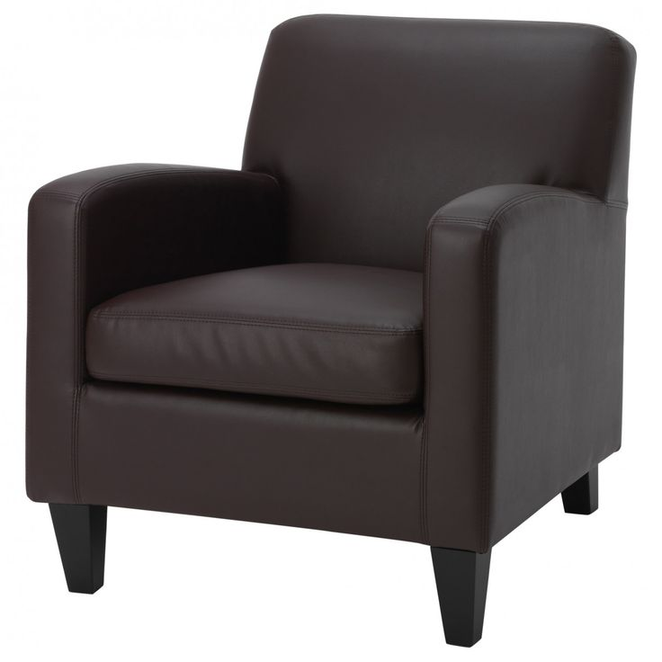 Ikea Leather Chair and Footstool - Home Office Furniture Images Check more at http://invisifile.com/ikea-leather-chair-and-footstool/
