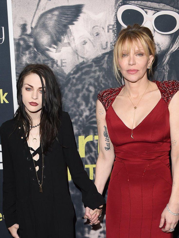 Courtney Love And Frances Bean Fight To Keep Kurt Cobain Death-Scene Photos Sealed