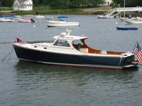 Hinckley picnic boat used awesome boats pinterest for Picnic boat plans