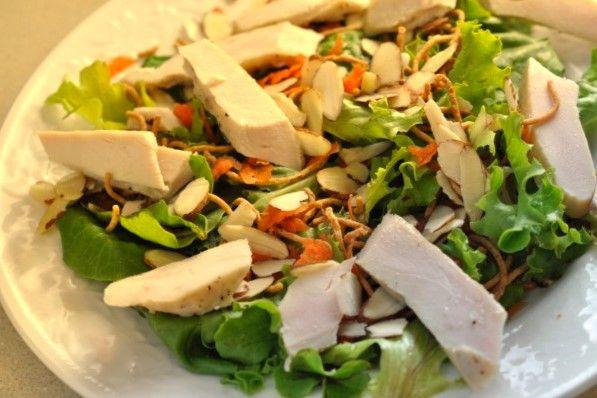 Applebees Grilled Chicken Oriental Salad Copycat Recipe -5996