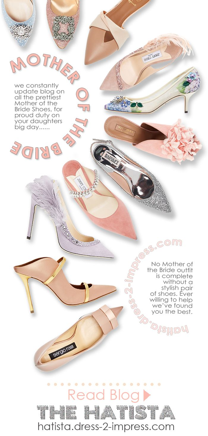 All The Best Mother Of The Bride Shoes Read Blog For Where To