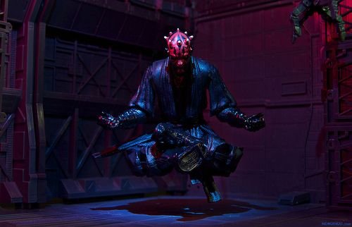Sith Meditation By Sith Apprentice Nobudious Darth Maul