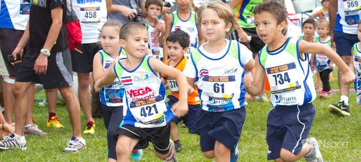 Atletismo para niños y jóvenes | GIN Sport | Atletismo Costa Rica ...