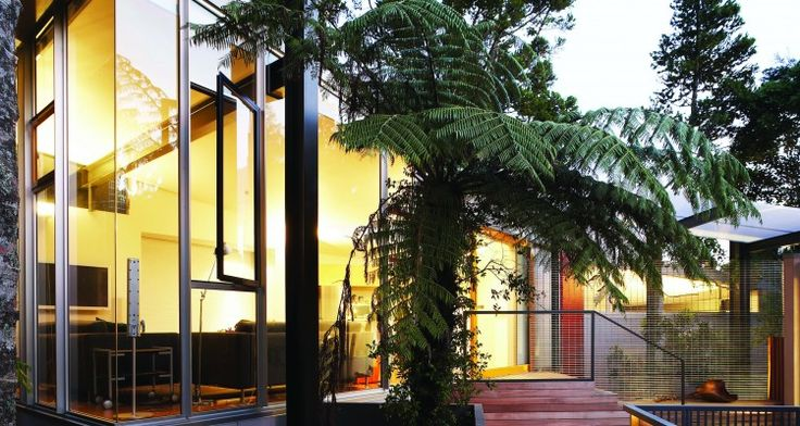 The McCahon Artist's residence in Titirangi, photographed by Patrick Reynolds.