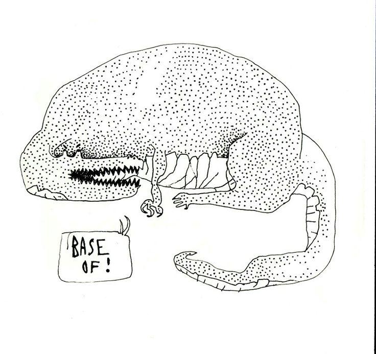 Dino #cute #illustration #drawing #comics