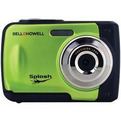 Bell+howell 12.0 Megapixel Wp10 Splash Waterproof Digital Camera (green) (pack of 1 Ea)