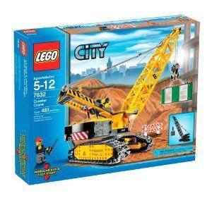LEGO City Crawler Crane (7632) http://www.branddot.com/3/LEGO-7632-City-Crawler-Crane/dp/B001GN6XH4/ref=sr_1_32/192-6796591-8103223?s=toys-and-games