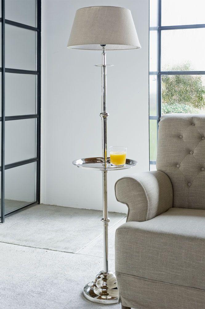 Library Floor Lamp - Rivièra Maison 4290:-