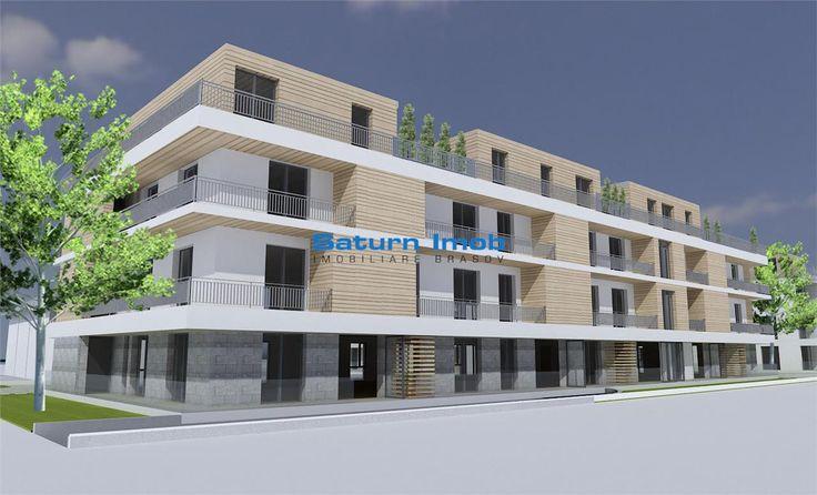 Vanzare apartament 3 camere Proiect nou zona Tractorul