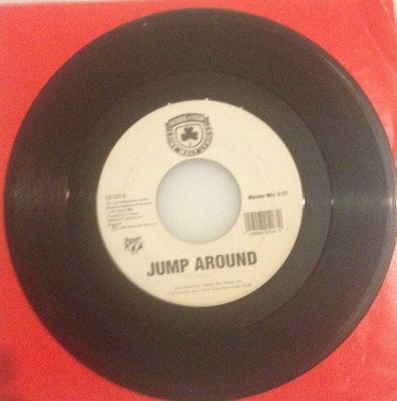 House of pain jump around jump around hip hop 45 vinyl for House music vinyl
