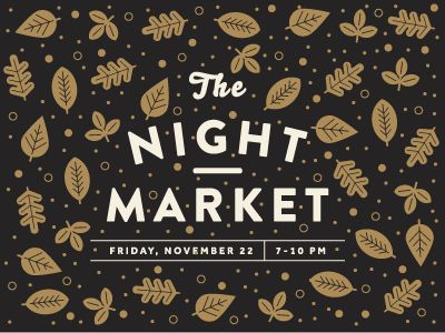 Dribbble - NoLi Night Market by Mary Galloway
