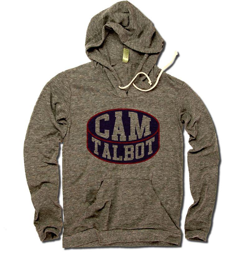 Cam Talbot Puck
