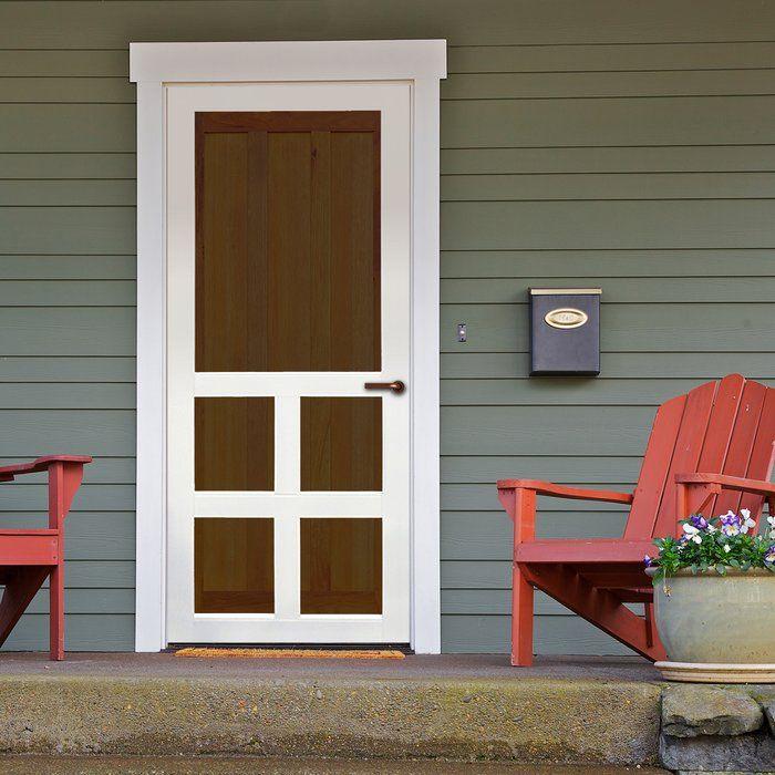 Victoria Vinyl Exterior Door Vinyl Screen Doors Exterior Doors Vinyl Exterior