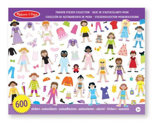 Melissa & Doug Sticker Collection - Fashion Melissa & Doug http://www.amazon.co.uk/dp/B004KPKWL8/ref=cm_sw_r_pi_dp_rvL6tb00RT93E