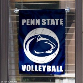 Penn State University Volleyball Yard Flag