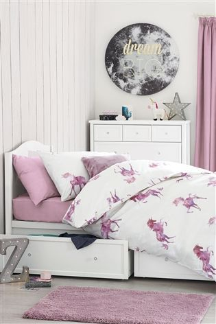 Buy Magical Unicorns Bed Set from the Next UK online shop