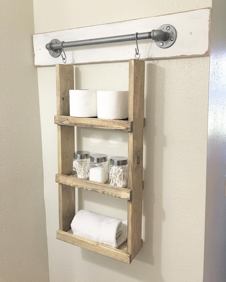 Simple shelf from plan http://www.ana-white.com/2014/10/free_plans/gabriel-wall-system-hanging-organizer  shared by @hardyhomereno