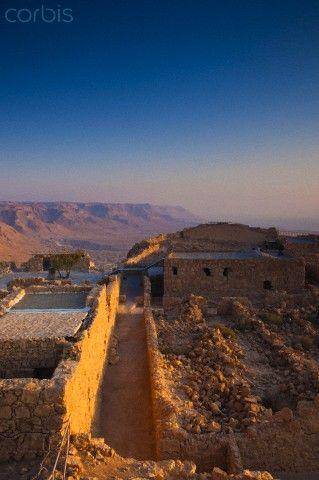 Masada Plateau - #Israel #archaeology