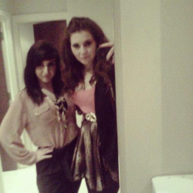 me and chlo