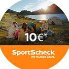 #Ticket  Sportscheck 10 Euro Online Gutschein Code Sportscheck.com Blitzversand #Ostereich