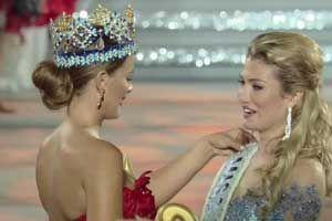 Miss World 2015 Winner is Mireia Lalaguna