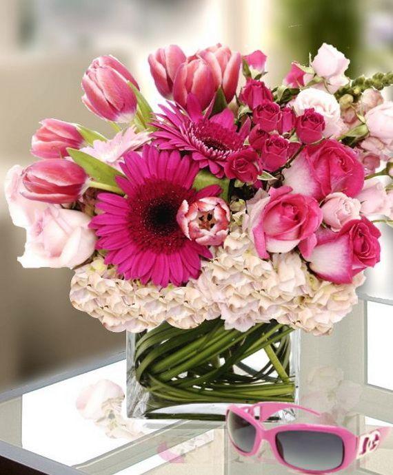 318 best flowers images on Pinterest | Centerpiece ideas ...