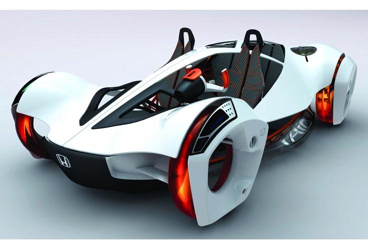 LA Auto Show Design Contest 2010 Honda Concept