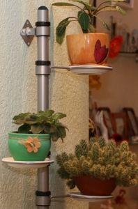 """Полка для цветов """"Премиум"""" - Изготовление и продажа полок, подставок для цветов и книг"""