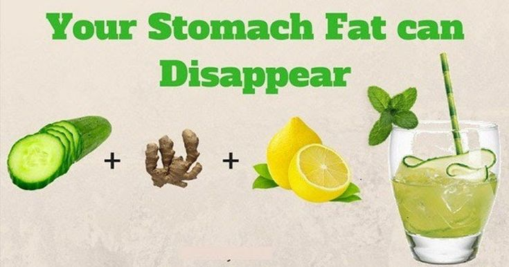 Your Stomach Fat Can Disappear With the Help Of An Affordable Shake And 5 Exercises