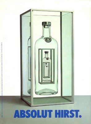 Damien Hirst | Absolut Wodka