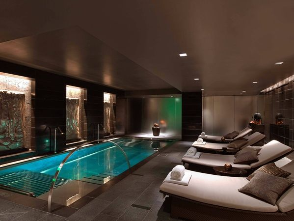 Vitality Pool, ESPA, The Joule. Spa day - list of some of the best spas in Dallas