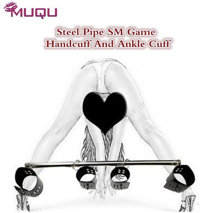 HOT Funny Line Strapon Hand Cuffs Ankle Cuffs Steel Leather bdsm bondage sex toys for couples sex products erotic toys #>=#>=#>=#>=#> Click on the pin to check out discount price, color, size, shipping, etc. Save and like it!