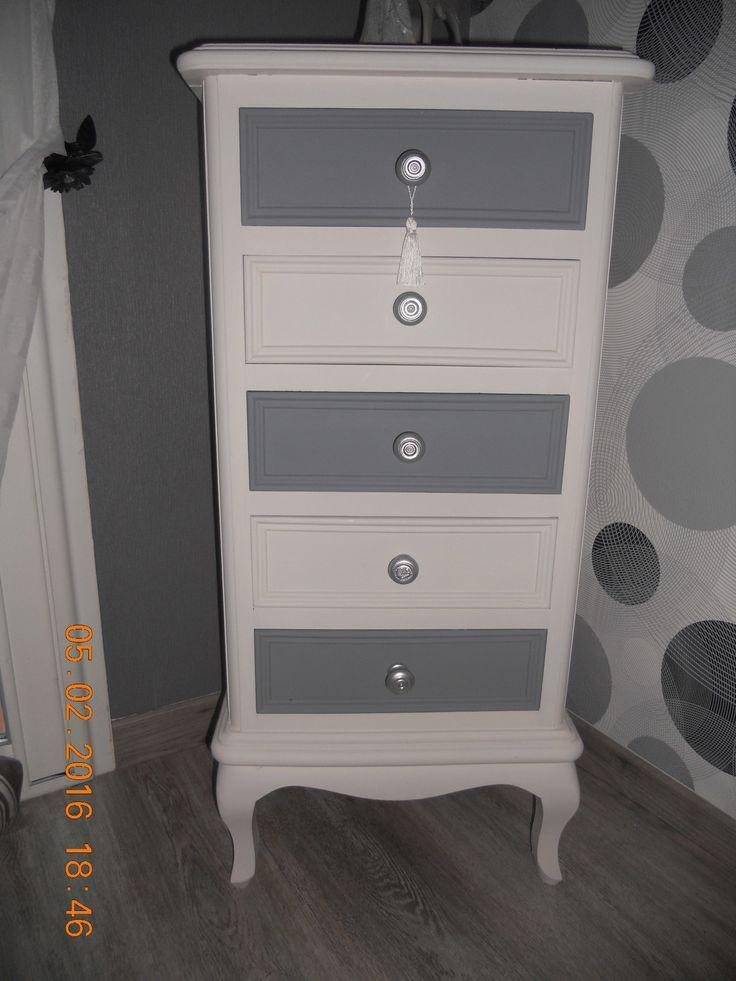 les 25 meilleures id es de la cat gorie chiffonnier sur pinterest meuble chiffonnier commodes. Black Bedroom Furniture Sets. Home Design Ideas