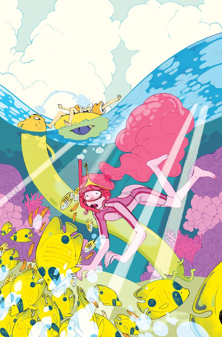 4369 best adventure time images on pinterest animated cartoons adventure time comics cover a regular marina julia cover midtown comics thecheapjerseys Choice Image
