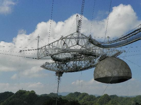 Pictures From Telescopes | Arecibo Observatory Reviews - Arecibo, Puerto Rico Attractions ...