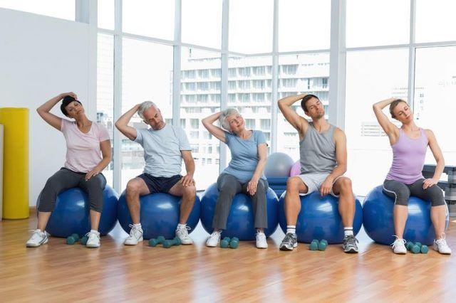 Forward Head Posture Stretches
