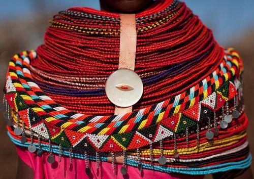 beadwork from kenya