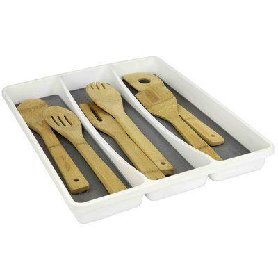Rebrilliant Flatware & Kitchen Utensil Tray