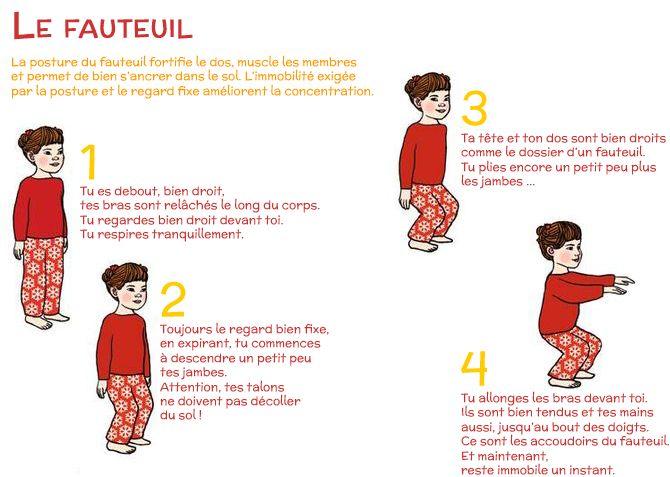 Le yoga pour enfant -5