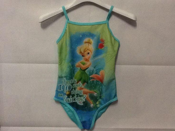 Costume da bagno mare piscina bambina Trilly Disney intero 3 anni