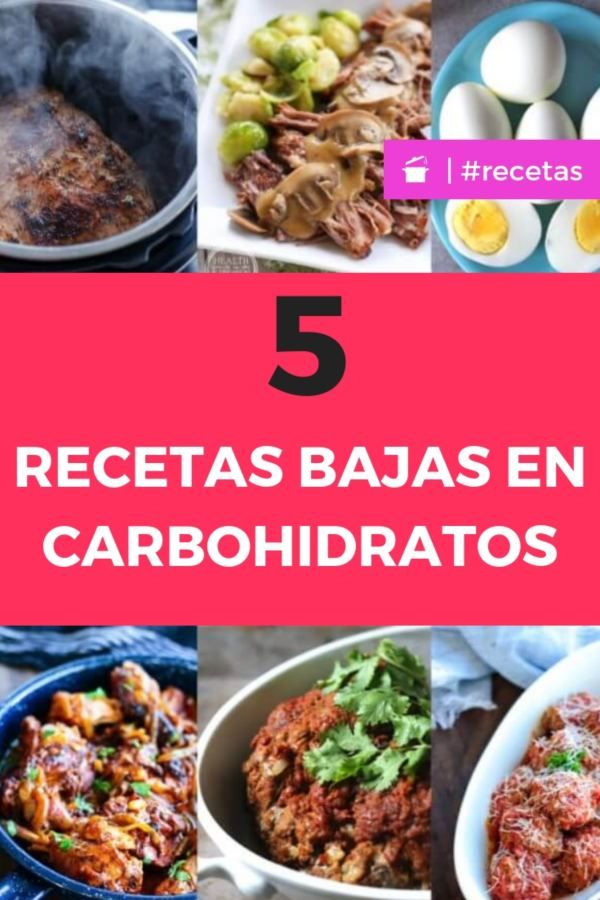 dieta low carb perder 5 kilos