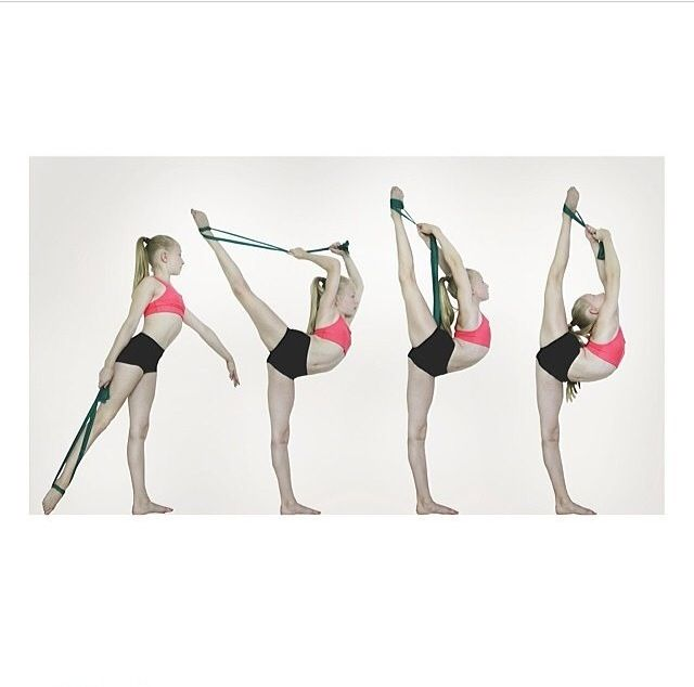 Scorpion and needle stretches. I should get one of those they seem like they help