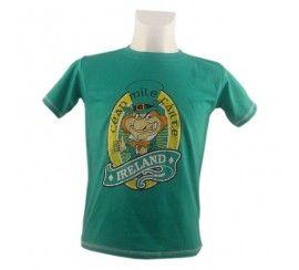 Green Cead Mile Failte Kid's T-shirt