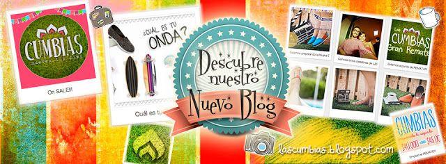 Felices estrenando Nuevo Blog Look!!! | Las CUMBIAS