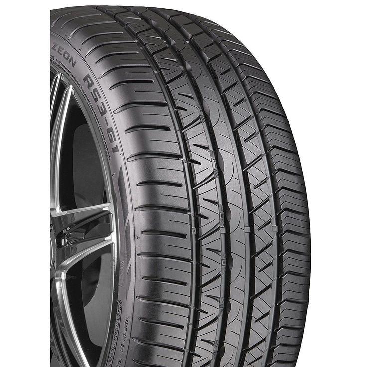 Cooper Zeon RS3-G1 All Season Performance Tire - 275/40R17 98W