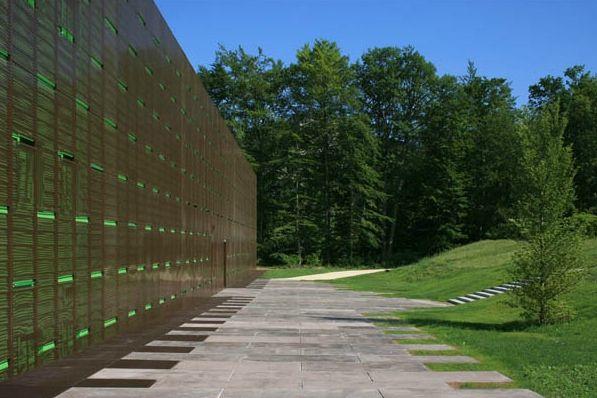 Archives nationales (Fontainebleau), bâtiment Hamonic + Masson